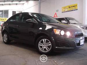 Chevrolet sonic lt ba abs bluetooth cámara reversa