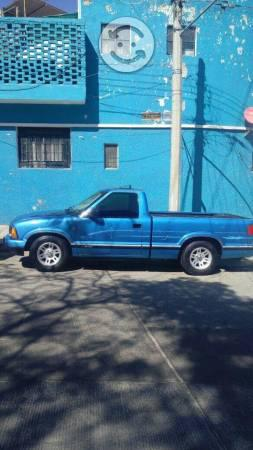 Chevrolet deportiva s10