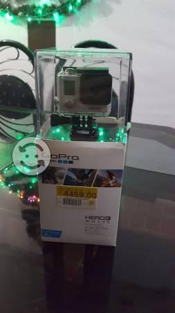 Gopro hero 3 edición silver nueva en caja