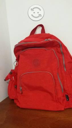 comprar auténtico buena calidad marca popular Mochila kipling roja 【 REBAJAS Octubre 】   Clasf