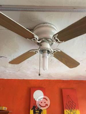 Dos ventiladores