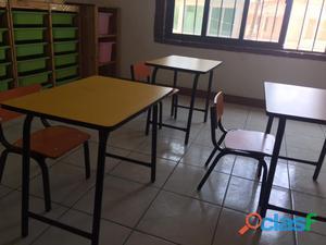 Mesas para pre escolar