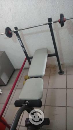 Banca ejercicio anuncios mayo clasf for Pesas y mancuernas
