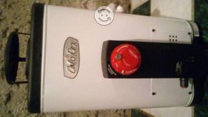 Calentador de paso calorex de 6 l nuevo