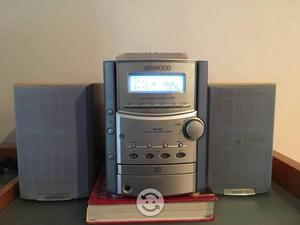 Stereo kenwood cd/cassette