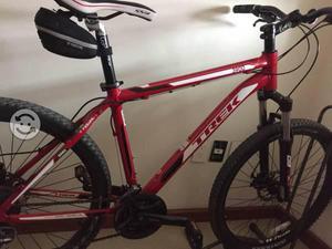 Nueva bicicleta de montaña trek mod 3900