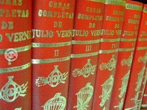 Busco: obras completas de julio verne 13 tomos