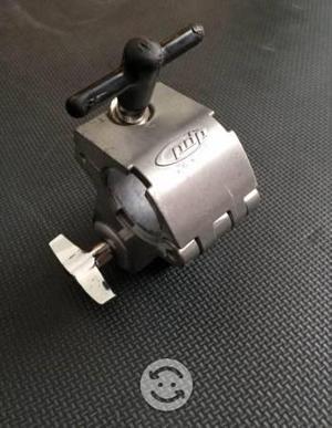Clamp rotativo para rack