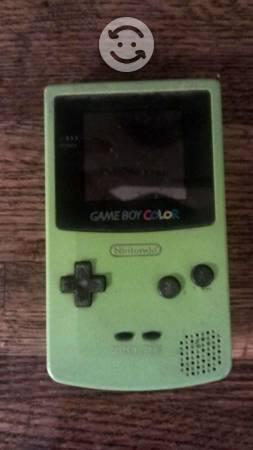 Game boy color (verde)