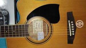 Guitarra electroacustica ibañez