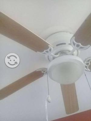 Ventilador aspas clasf - Lamparas de techo con ventilador ...