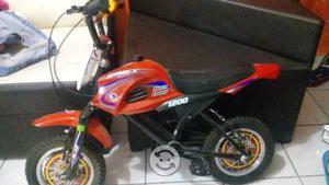 Bicicleta bimex diseño de moto