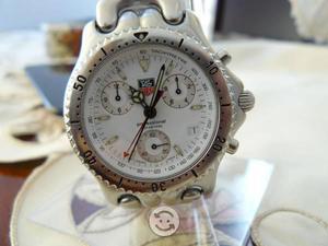 e5e3995891f86 Tag heuer serie s el chronografos sport elegance
