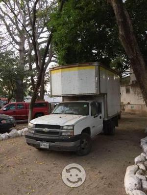 Chevrolet caja seca