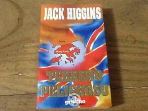 Terreno peligroso,jack higgins, grijalbo