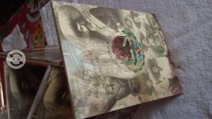 Album monedas $5 pesos Independencia y Revolución