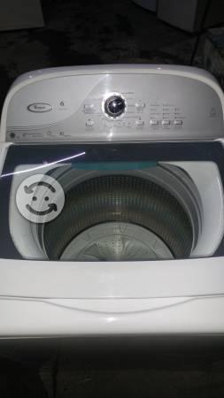 Lavadora whirlpool 19 kilos anti error