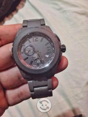 Reloj guess hombre u0297g1 black diamond dial mesh en Miguel