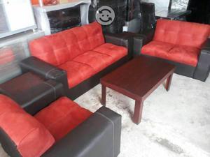 Sala color chedron clasf for Remodelacion de muebles de sala