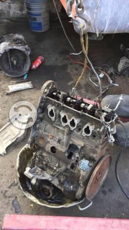 Motor 1.8 d tornado recién reparado tornado corsa