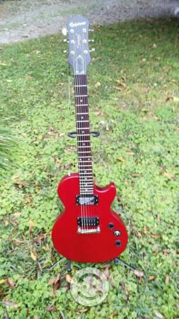 Guitarra eléctrica epiphone nueva