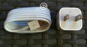 Cable usb cargador de pared original apple