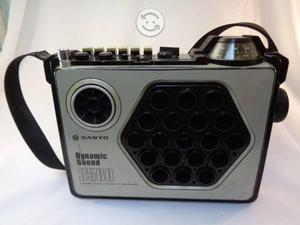 Radio grabadora sanyo 3500
