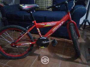 Bicicleta bimex nueva rodado 22