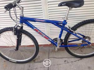 Bicicleta gt original montaña rodado 26 aluminio