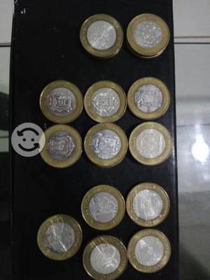 Monedas $100 1/2 oz plata