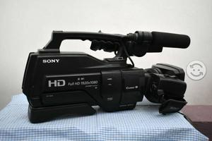 Videocàmara sony hxr-mc2500 - poco uso