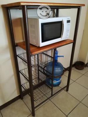 Mueble para micro y garrafon