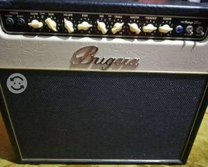 Amplificador de bulbos bugera v55 c fswitch org