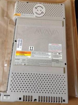 Conmutador Telefónico Avaya de 3 x 8