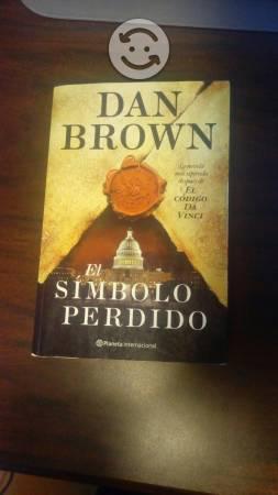 El simbolo perdido de dan brown