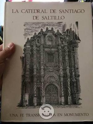 Libro catedral de santiago de saltillo
