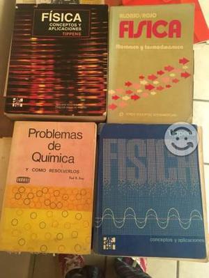 Libros de bachillerato y licenciatura