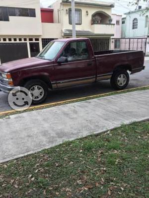 Chevrolet silverado caja corta
