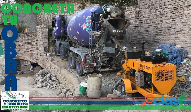 Bombeo de Concreto Premezclado 2