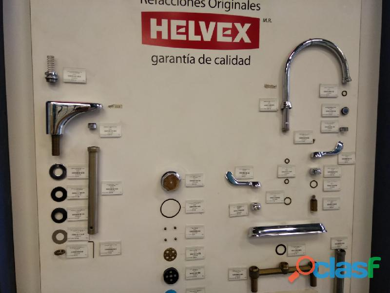 Instalación y reparación de fluxometros llaves de sensor tempo rizadoras