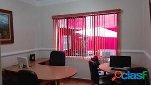 Renta de oficinas en roma sur, excelente ubicación