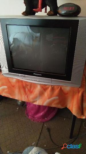 Tv panasonic plana sonido surround cambio