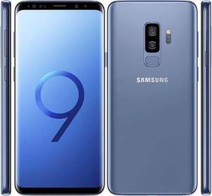 Celular samsung s9+ g965fd 64gb azul coral galaxy s9 plus 4g