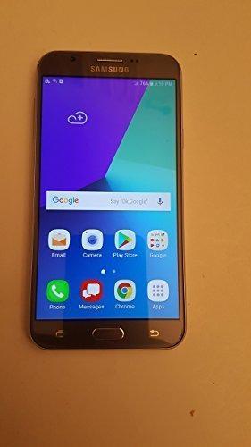 Samsung galaxy j7 v verizon wireless - plata (restaurado y c