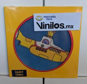 The Beatles Yellow Submarine Ep Lp Vinil Edicion Limitada 7