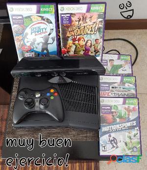 Xbox 360 kinetic