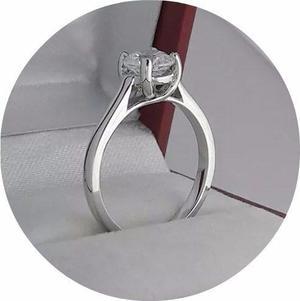 Anillo compromiso 18kt diamante forever brilliant 1.00ct 88n