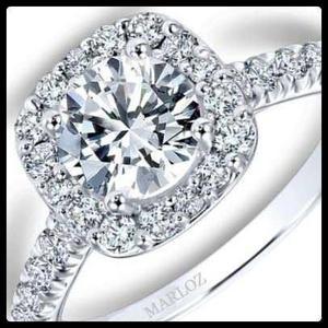 Anillo compromiso diamante forever brilliant 1.00ct river