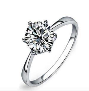 e3593c3372c6 Anillo diamante pt   REBAJAS Junio