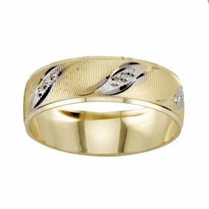 7a141fd1811c Argolla de matrimonio de oro de 10k 6mm modelo 03696h en México ...